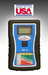 Reliability Direct VI-1 Vibration Meter