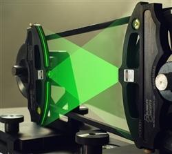 B A T Green Laser Crossfiring Belt Alignment System