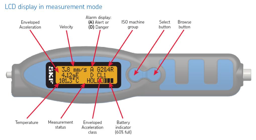 Skf Cmas 100 Sl Machine Condition Advisor