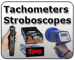 Tachometers &  Stroboscopes