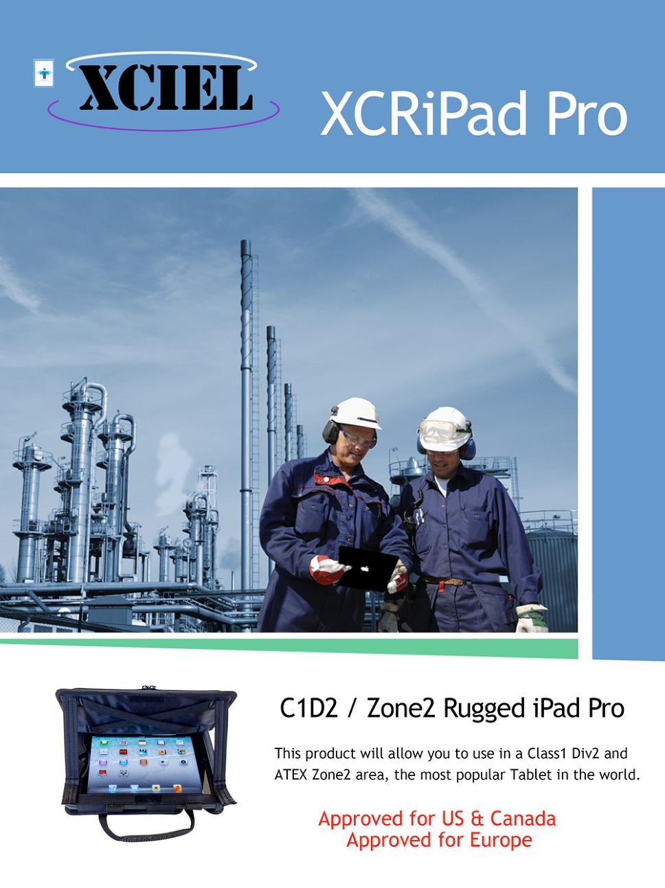 XCRiPAD PRO 10 5